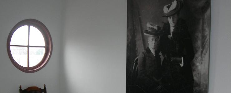 リデル、ライト両女史記念館イメージ(2)