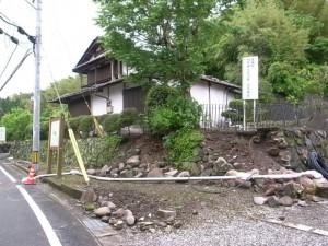 四賢婦人記念館 被害状況 (8)