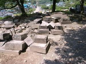 矢嶋家墓地 (1)