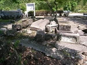 矢嶋家墓地 (3)