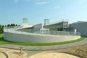 熊本県立装飾古墳館の写真