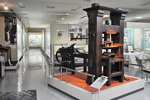 新聞博物館の写真