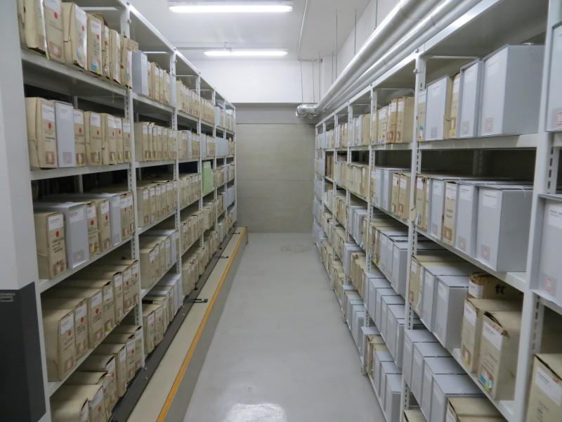 県公文書の写真