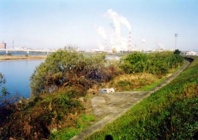 萩原堤のイメージ