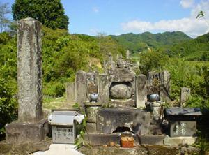 竹崎季長の墓のイメージ