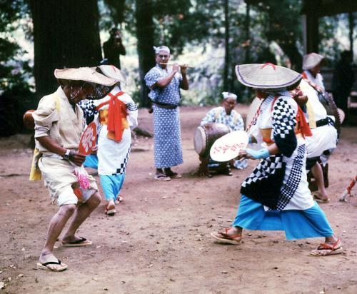 小坂の雨乞い踊り | 熊本県総合...